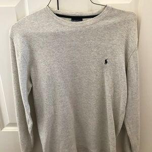 Men's Polo Long Sleeve Shirts